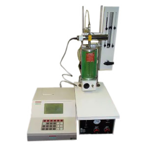 Pacific Scientific Hiac Royco 8000A ABS HRLD400 Liquid Particle Counter System