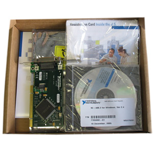 National Instruments High-Performance GPIB PCI Interface Card
