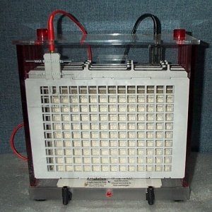 Pharmacia Amersham Transphor TE 62 TE62 Transfer Cooled Unit