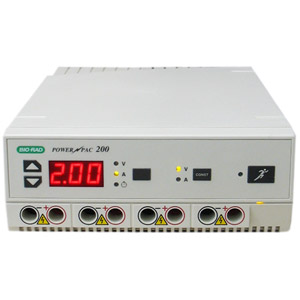 Bio-Rad Powerpac 200 Power Supply