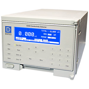 Dionex CD20 CD-20 Conductivity Detector