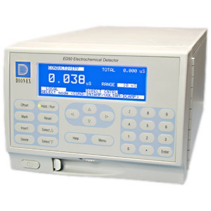 Dionex ED50 ED-50 Electrochemical Detector