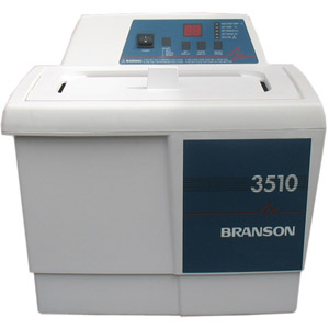 Branson 3510 DTH Ultrasonic Cleaner