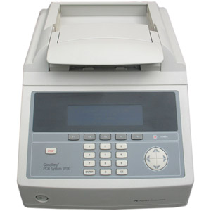 Applied Biosystems PCR GeneAmp 9700 Thermocycler