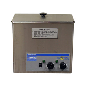 Aquasonic 150HT Ultrasonic Cleaner