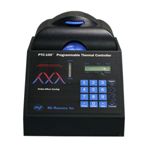 MJ Research PTC-100 PTC100 Heated Lid Thermal Cycler
